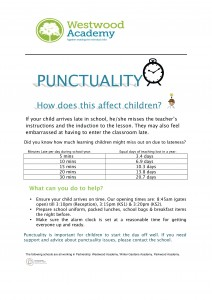 PUNCTUALITY POSTER (3)